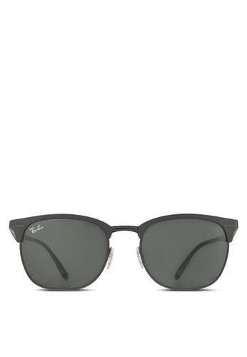 Ray-Ban black RB3538 Sunglasses RA896GL16HLFMY_1