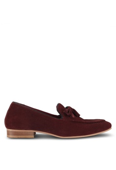 london fashion Mens Slip On Tassel Driving Shoes Faux Suede Loafers Comfortable  9LB0R8SRR