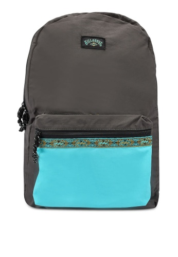 Billabong brown Currents Backpack 110C0AC92C7E08GS_1