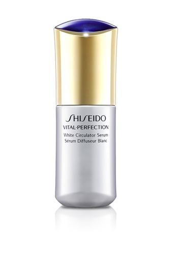 Shiseido blue Shiseido Vital-Perfection White Circulator Serum 40ml SH514BE0GMFKSG_1