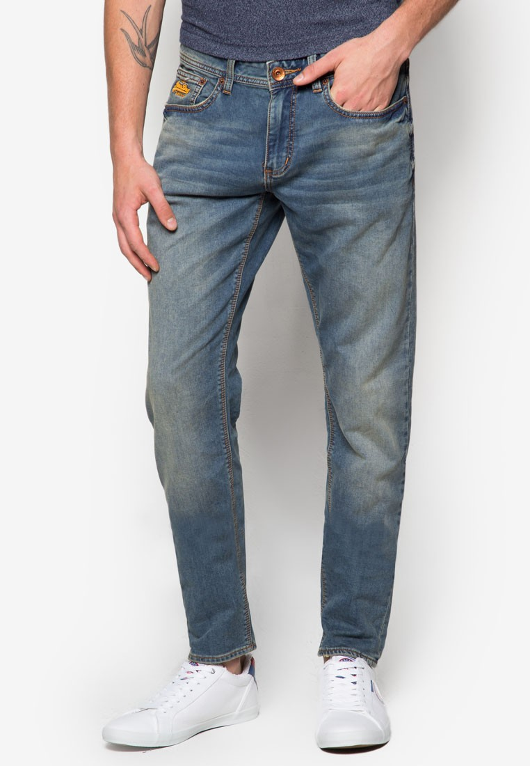 Wilson Jersey Jeans