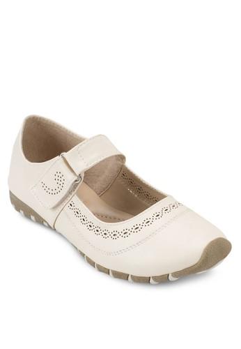 舒適雕花休esprit香港分店閒鞋, 女鞋, 鞋