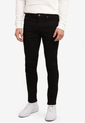River Island black Black Skinny Stretch Jeans RI009AA0S73TMY_1