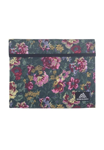 Gregory multi GREGORY Document Sleeve Tap. Garden Tapestry 21A6EAC03FFB22GS_1