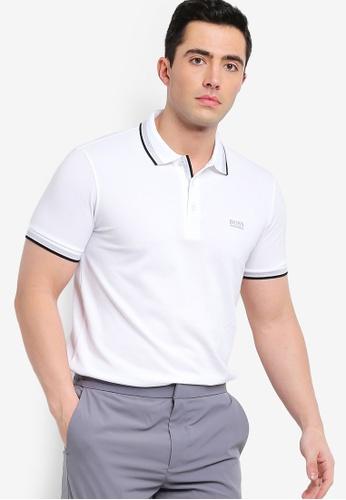 6b17fb85 Buy BOSS Paddy Polo Shirt - Boss Athleisure Online on ZALORA Singapore