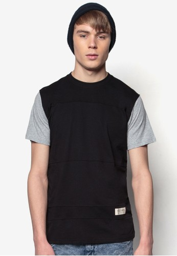 Quad 雙色短袖TEEesprit服飾, 服飾, 服飾