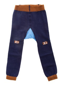Infants Leggings Basketball Design