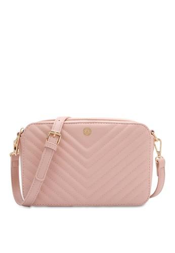 Volkswagen pink Ladies Sling Bag 9D1B8ACC34177CGS_1