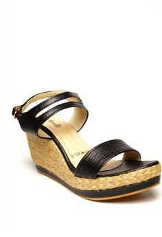 Monet Esapadrille Wedge Sandals