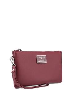 bcd35e4869 15% OFF Perllini Mel Faux Leather Clutch Wristlet RM 72.90 NOW RM 61.90  Sizes One Size