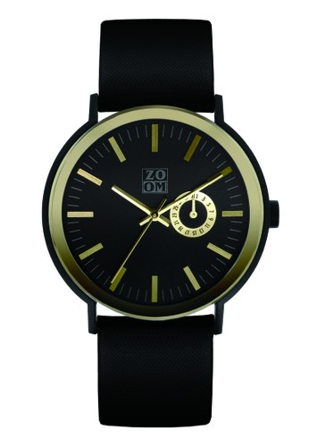 Zoom black Casual Men's Watches ZM 7131M.2507 D8CAEACFF7F224GS_1
