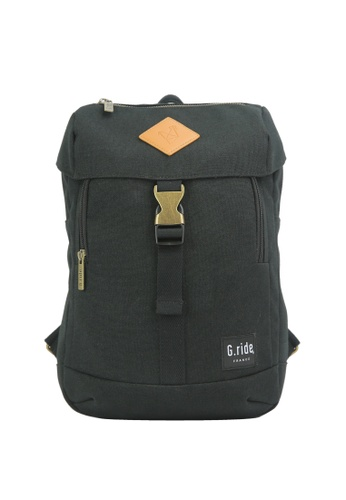 G.ride black Dune Backpack C2206AC45273C4GS_1