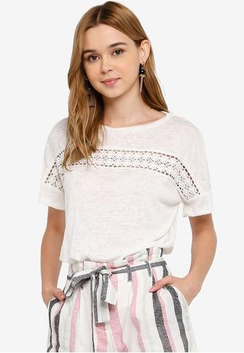8dbf8373783d05 Buy Vero Moda Siv Top Online on ZALORA Singapore