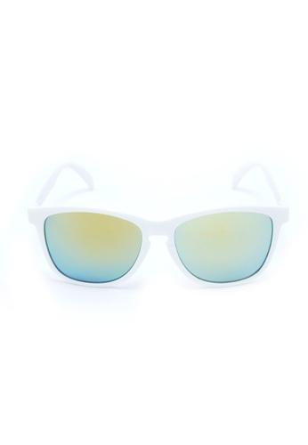2i's to eyes white and green 2i's Sunglasses - NitaA 2I983AC91OZCHK_1