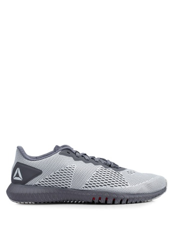 Reebok grey Training Flexagon Shoes 215B5SH9195E32GS_1