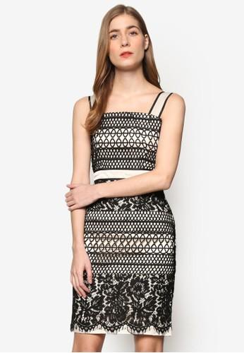 Veron 蕾絲連身裙, 服飾, 派esprit 京站對洋裝