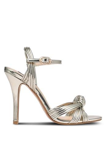 ZALORA gold Dancing Heels 7BD1ASH0200729GS_1