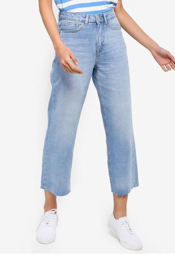 ICHI blue Gulip Nti Light Blue Jeans D2548AAECD5C7BGS_1