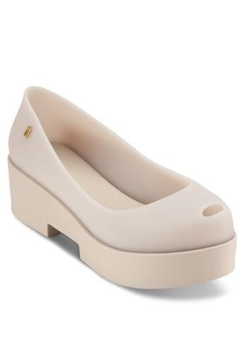 Ultragirl 露趾厚底休閒鞋, 女鞋,zalora taiwan 時尚購物網 鞋