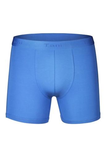 Tani blue Tani Men's MicroModal® AIR Boxer Briefs T29080 2B3A6AA1AD3237GS_1