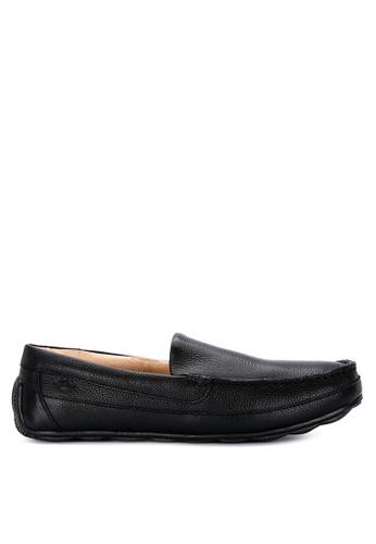 Sperry black Hampden Venetian Formal Slip Ons AB3DESH20A86DBGS_1