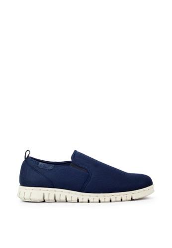 Navara blue Zelig Blue Slip On 1C82FSHC442047GS_1