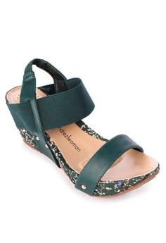 Mancie Wedge Sandals