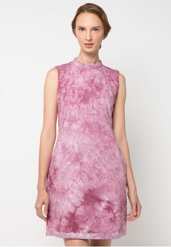 sophistix pink Lief Dress In Pink SO829AA15XUUID_1