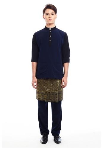 STARVILION 紫色 Noah Baju Melayu C0398AA5FFABF5GS_1