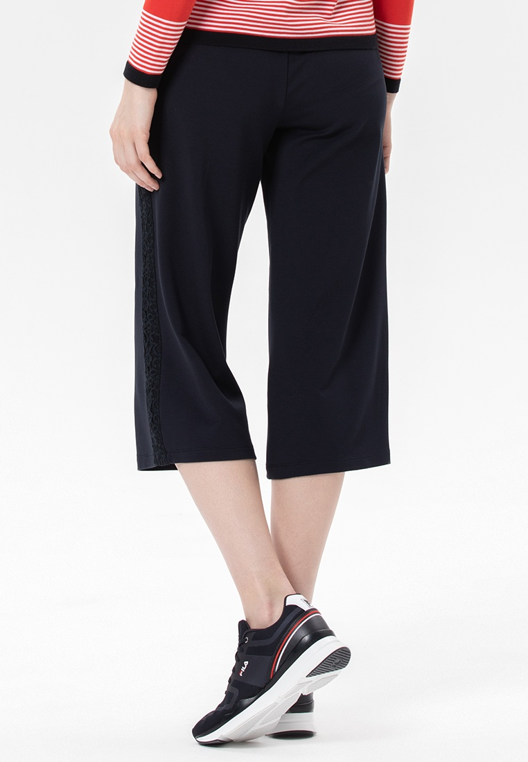 Chic FILA Navy Pant Knit Modern 5wwn8qHS