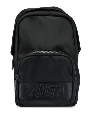 Anta black KM Chest Bag 60069ACF709E5AGS_1