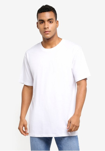 Cotton On white Essential Skate Tee 81C2FAACE781C3GS_1