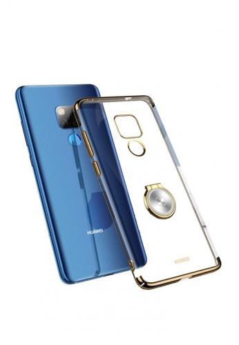MobileHub white Huawei Mate 20 Xundd Jazz X-Ring Ultra Thin Clear Case 9CE27ACBFDAE2CGS_1