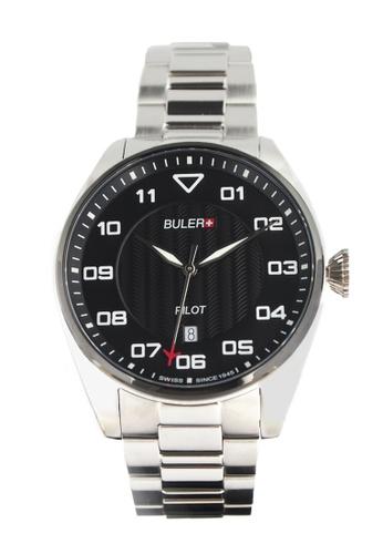 Buler black Buler Sport Watch - Black - Gents - Date - 3H BU689AC2VG1GHK_1