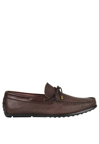 Tomaz brown Tomaz C282 Bow Loafers (Coffee) TO717SH21QZQMY_1
