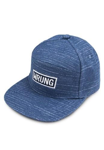 拼接平簷鴨舌帽, 飾品配件zalora 評價, 飾品配件