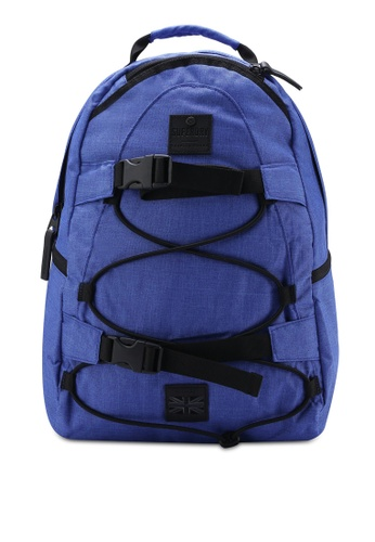 Superdry blue Surplus Goods Backpack SU137AC52HTZMY_1
