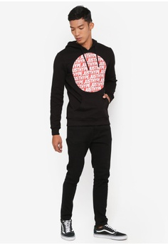 864f3800d6 30% OFF Just Hype JH Sporting Pullover Hoodie RM 357.55 NOW RM 249.90 Sizes  S M L XL