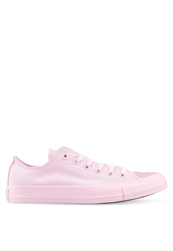270907827e11 Converse pink Chuck Taylor All Star Sugar Charms Ox Sneakers  4690BSH849F24FGS 1