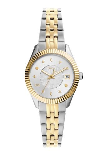 FOSSIL multi Scarlette Mini Watch ES5060 77AEEACCECBE89GS_1