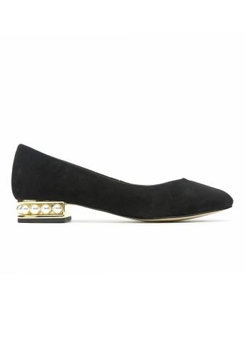 Byford black Adele - Square Toe Heels 7AE38SH2D6C302GS_1