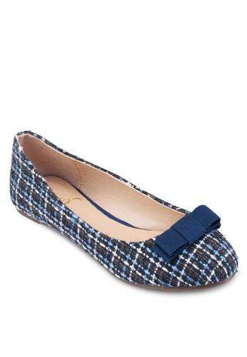 Plait Flats, 女鞋esprit 品牌, 鞋