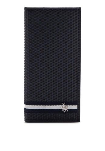 暗紋對折長夾zalora時尚購物網的koumi koumi, 飾品配件