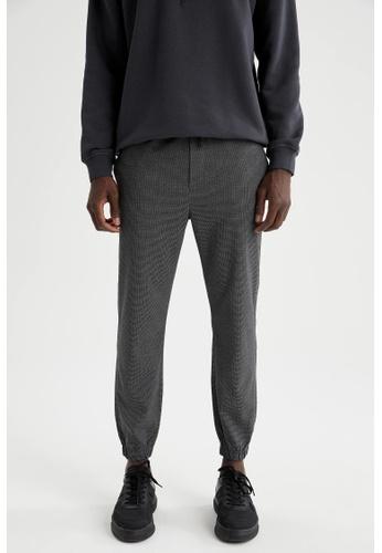 DeFacto grey Man Woven Trouser BB29EAA74470EEGS_1