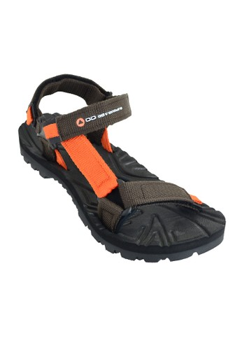 Outdoor Footwear orange Neo Barbarian Sandals OU533SH75VBKID_1