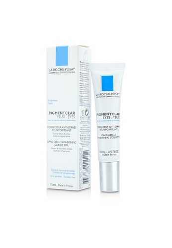 La Roche Posay LA ROCHE POSAY - Pigmentclar Eyes Dark Circle Skin-Evening Corrector - For Sensitive Eyes 15ml/0.51oz E2723BED73CCF8GS_1