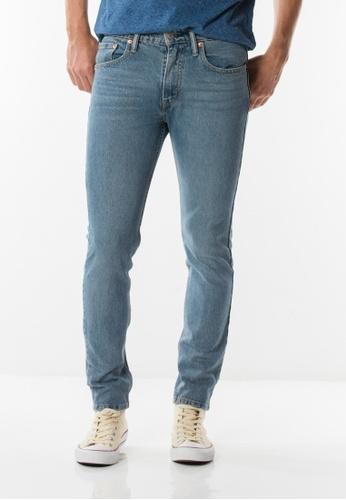 Levi's blue 512™ Slim Taper Fit Jeans 995D0AAEC4BB13GS_1