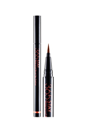 Beauty People brown 365 Stay Waterproof Eyeliner (Appeal Brown) BE396BE74VQVMY_1