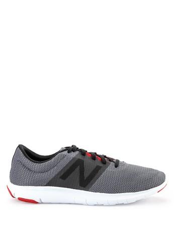 New Balance grey Koze 4E377SH9420495GS_1