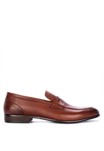 Mendrez brown Carl Formal Shoes C2A37SHF6E8FABGS_1